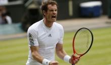Wimbledon: Andy Murray powers past Blaz Rola to reach third round