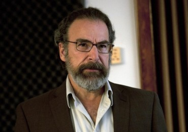 Homeland_Mandy Patinkin
