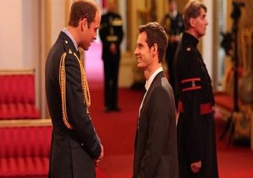 andy murray obe