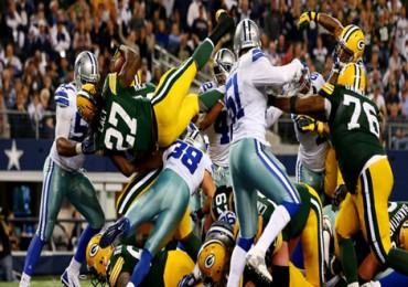 Green Bay V Cowboys