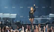 Beyonce pauses Glasgow show to display names of police brutality victims