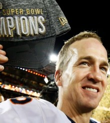 NFL: Peyton Manning cleared of doping