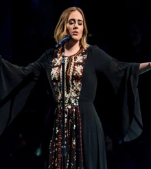 NFL didn't offer Adele Super Bowl halftime spot